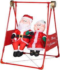 17 bästa bilder om inflatables på juldekorationer