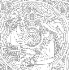 Printable Wizard Of Oz Coloring Book 53 About Remodel Line Wizard Of Oz Coloring Pages