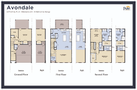 Car Floor Plan Avondale Floor Plan Tidewater At Nocatee Nocatee