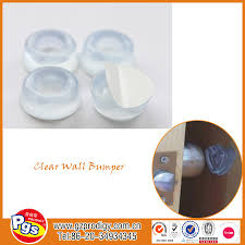 baby safety wall protection bumper silicone door stopper buy