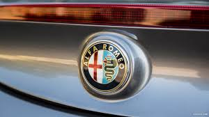 alfa romeo logo 2015 alfa romeo 4c us spec badge hd wallpaper 140