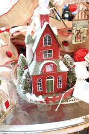 Christmas Open House Ideas by 186 Best Christmas Villages Images On Pinterest Christmas