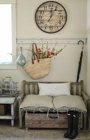 cozy and simple farmhouse entryway decor ideas 17 digsdigs