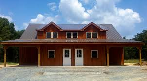 Barn Floor Plans With Loft North Carolina Horse Barn With Loft Area Floor Plans Woodtex