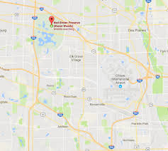 Chicago On Map February 2 1954 How U0027bout A Forest Preserve Rocket Depot