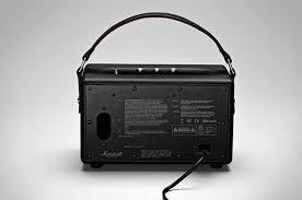 Bose Kitchen Radio Under Cabinet by Marshall Kilburn Bluetooth Speaker Review Vintage Style Retro Sound
