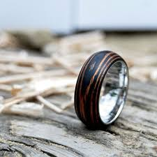 wood mens wedding bands best 25 mens wooden wedding bands ideas on groom ring