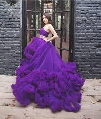 aliexpress com buy 2017 strapless princess ball gown wedding