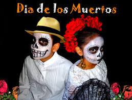 Dia De Los Muertos Costumes Celebrate At Skeletown Square L A Live