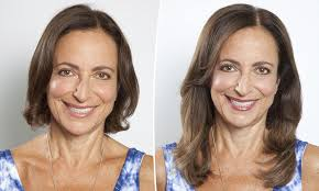hair styles for in late 30 we re always told long hair makes women over 40 look like mutton