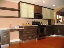 redecor your design of home with nice awesome two tone kitchen