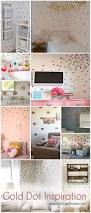 best 25 gold dot wall ideas on pinterest polka dot nursery confetti dots wall decal