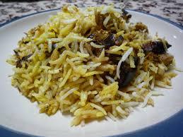 cuisine pakistanaise recette riz biryani la cuisine by h