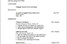 resume without college degree bachelor degree resume reentrycorps