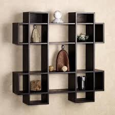 Wood Wall Shelf Designs by Wooden Cube Wall Shelves Amusing Wooden Wall Rack Designs Home