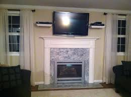 tv stand mesmerizing tv stand over fireplace design ideas