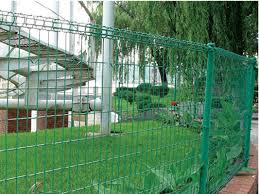 loop decorative fence wire mesh fence temporary fence