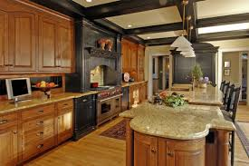 Large Kitchen House Plans by Kitchen Room 2017 Cool Dark Brown Textured Wood Kitchen