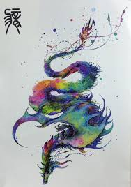online buy wholesale dragon tattoo color from china dragon tattoo