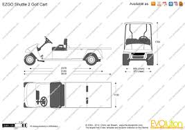 golf cart dimensions with blueprint 37621 linkinx com