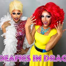 deafies in drag youtube