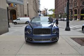 2017 Bentley Mulsanne Speed Stock B993 For Sale Near Chicago Il