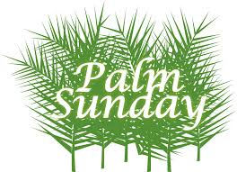 palm fronds for palm sunday children s session palm sunday children and youth