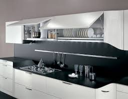 Cabinet Door Lift Systems Snaidero Kitchen Hardware Durable Practical Solutions For Easy Use