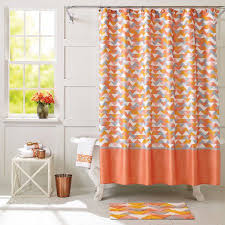 Shower Curtain At Walmart - better homes and gardens coral triangle shower curtain walmart com