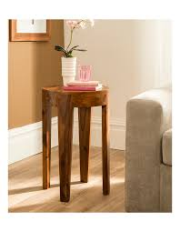 Asda Side Table Gaya Side Table Medium Coffee Side Tables Asda Direct