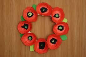 homemade poppies holidays pinterest poppy wreath wreaths