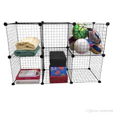 Cube Storage Shelves 2017 6 Cube Storage Closet Organizer Connecting Wire Shelves Black