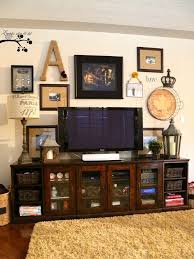 Best TV Wall Decorating Ideas Images On Pinterest Tv Walls - Wall decor ideas for family rooms