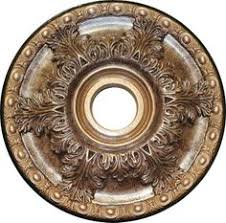 Bronze Ceiling Medallion by 23