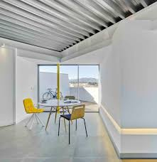 Interior Spaces by Atypical Attic Apartment In Spain With A Surprisingly Open Interior