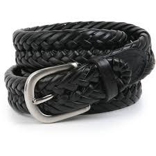 wrangler men u0027s braided belt walmart com