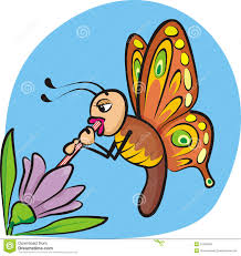 thirsty butterfly royalty free stock images image 23493509