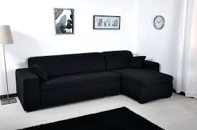 housse de canap noir canape angle noir canape canape dangle cuir noir et blanc bevnow co
