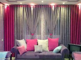 White And Purple Curtains Mesmerizing Living Room Drapes Pink Grey Curtain Drapes Purple