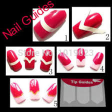 discount nail guides for french manicures 2017 nail guides for