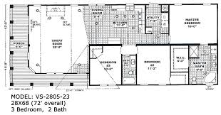 Great Room Floor Plans Single Story Four Bedroom Single Story House Plans Bedroom Bath Story House
