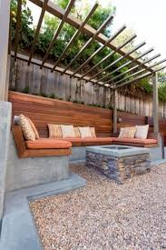 alluring designing a patio around a fire pit diy fire pit bench
