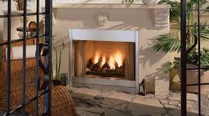 dazzling open room with remarkable white gas fireplace logs design