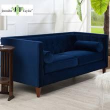 Navy Blue Tufted Sofa Popular Tufted Sofa Buy Cheap Tufted Sofa Lots From China Tufted