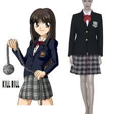 Halloween Costumes Kill Bill Cosplay Sale Store