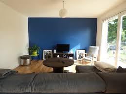 chambre bleu nuit décoration peinture chambre bleu nuit 23 colombes 10491758