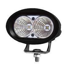 420 lumen led work light 12v led work l super bright twin 5w led s 24v work light