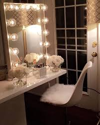 Lamp For Makeup Vanity 100 Best Makeup Corners Images On Pinterest Beauty Vanity