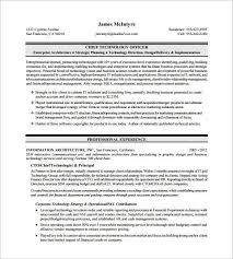 cio resume cio resume example cio sample resume chief information officer