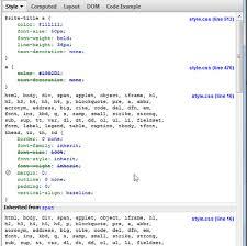 Text Decoration Html Use Firebug For Editing Wordpress Themes
